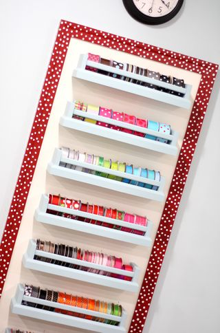 Ribbon rack