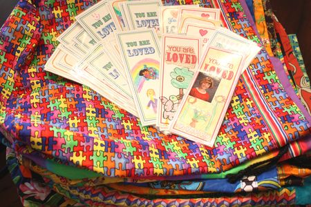 Orphan bags, bookmarks