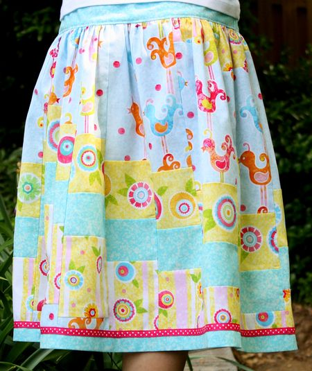 E skirt3
