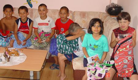 Orphans with bags2