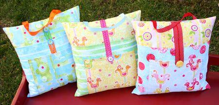 Pillow packs all 3
