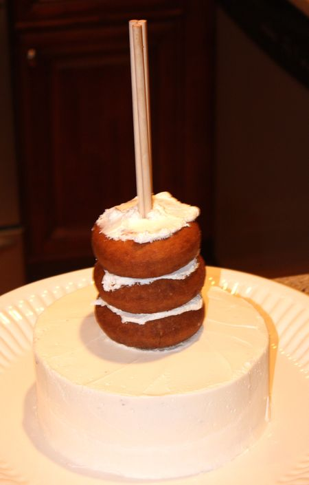 Rocket cake1