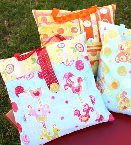Pillow Packs 4, email
