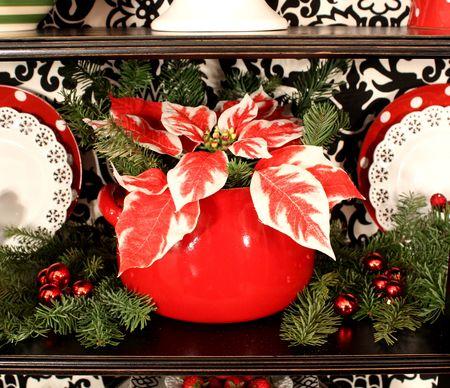China red dish