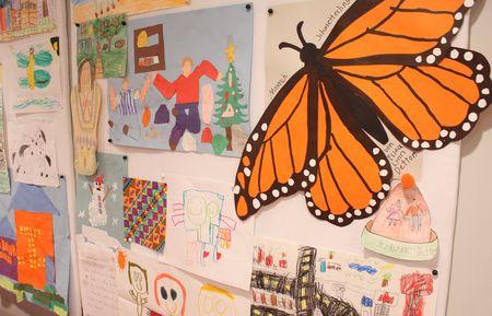 Kids artboard