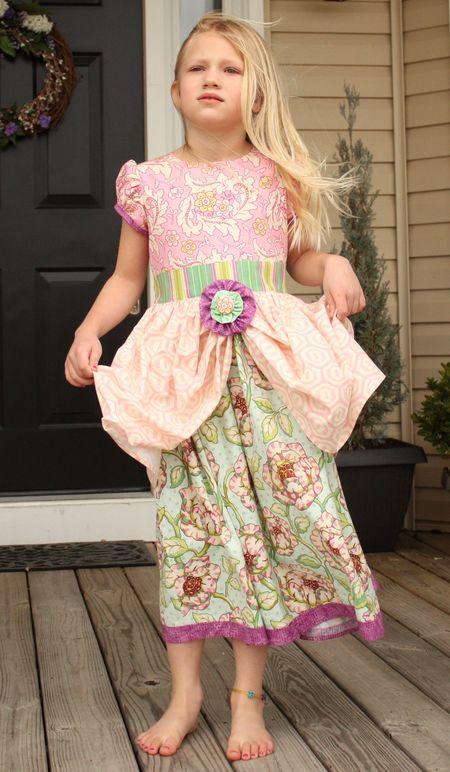 Hazel easter dress4