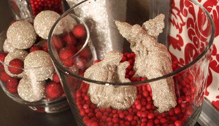 Glitter nativity