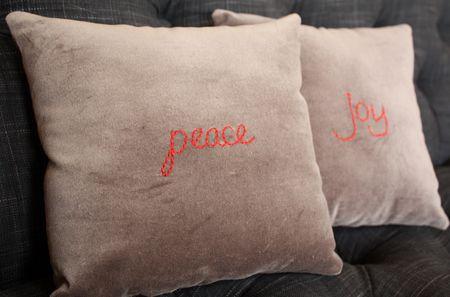 Velvet pillows2