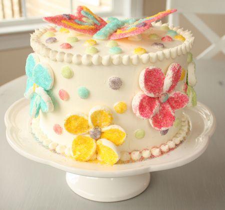 Cake sides