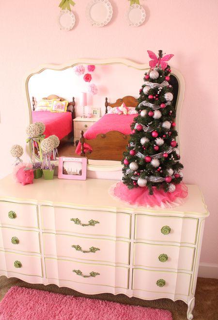 Hazel's pink tree
