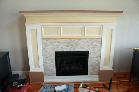 Mantel during