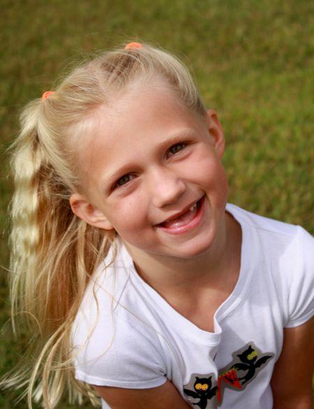 Hazel smiling headshot