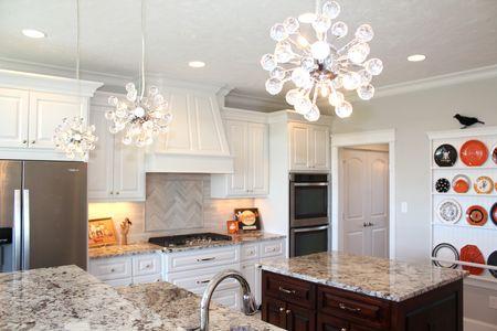 Kitchen lights email