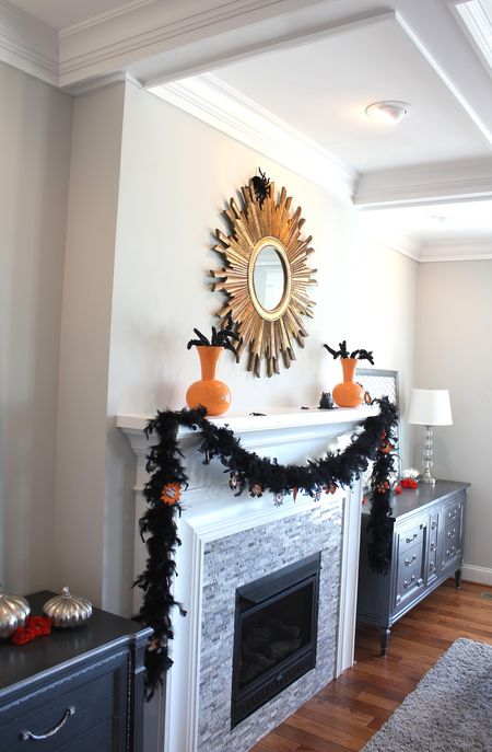 Great room mantel email