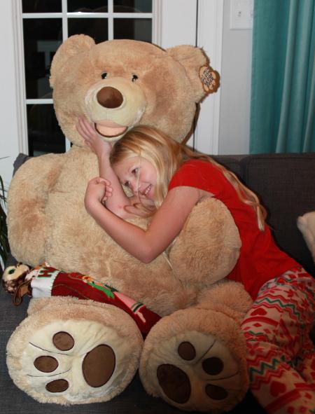Hazel's bear