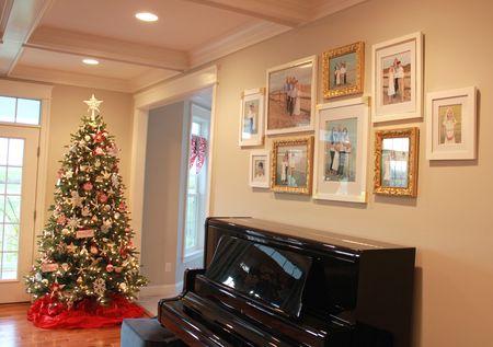 Piano wall