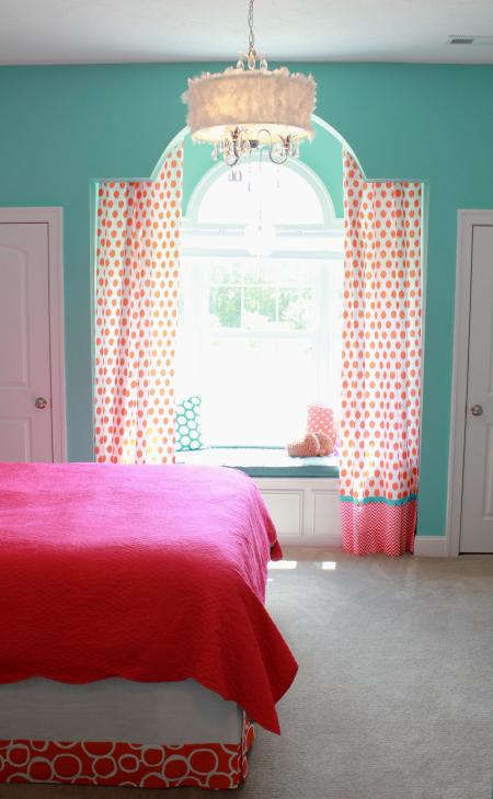 Eliza's room