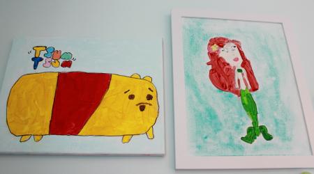 Hazel's art