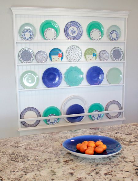 Kitchen plates