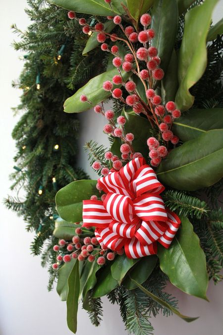 Wreath detail