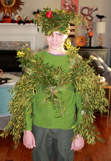 Hyrum as bush