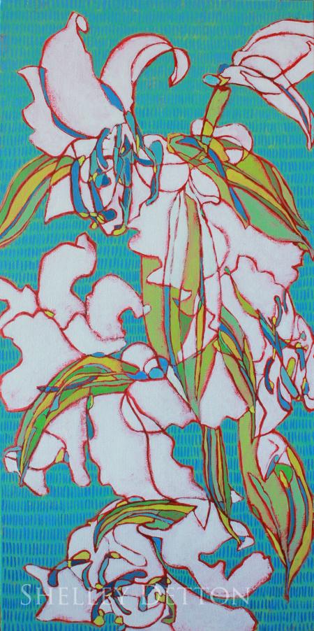 White Lilies copy