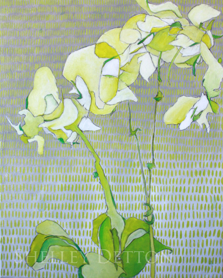 White Orchids on Grey copy