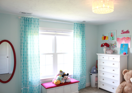 Hazel's room