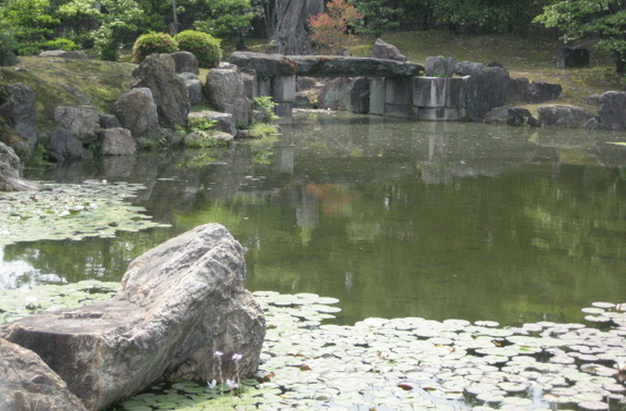 Nijo_pond_blog